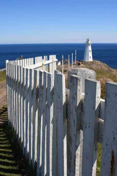 Cape Spear, Newfoundland: where the Atlantic meets Canada