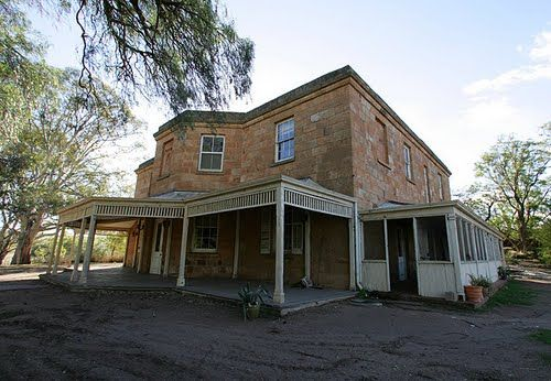 Drovers Run - Mansion south