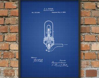 Impresión del arte de ciencia ficción juego de 6 por QuantumPrints