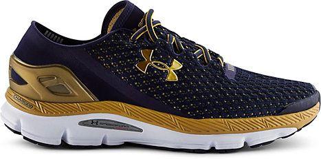 Under Armour Speedform Gemini Running Shoes - Whole Sizes | University Of Notre Dame