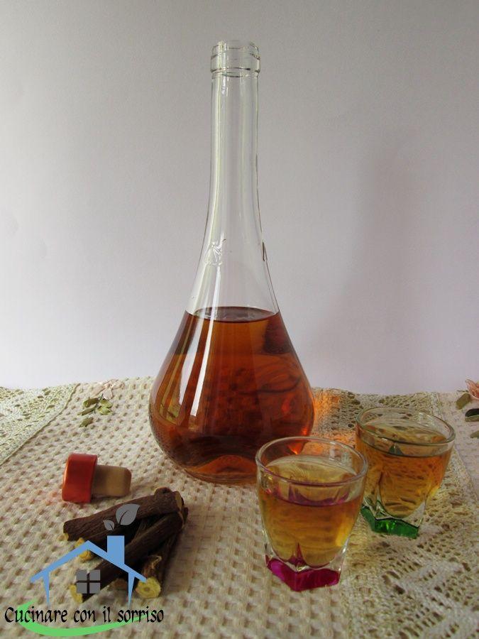 Liquore alla liquirizia (versione 2)