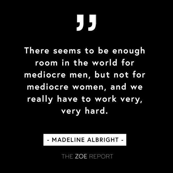 In honor of Women's Equality Day, we collected amazing quotes from amazing women, who all strive towards women's equality.