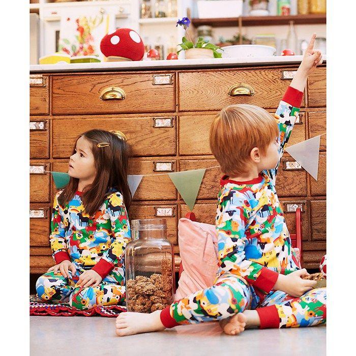 Mothercare Little Bird by Jools Animal Pyjamas
