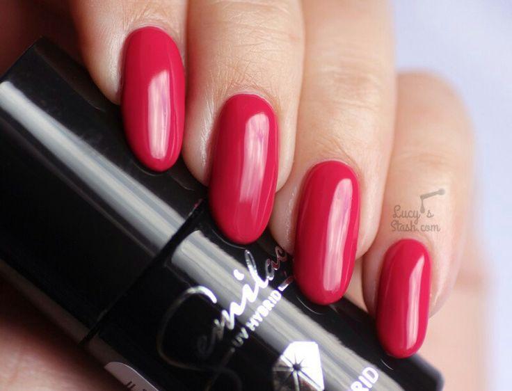 066 glossy cranberry