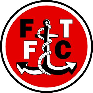 Fleetwood Town FC, League One, Fleetwood, Lancashire, England