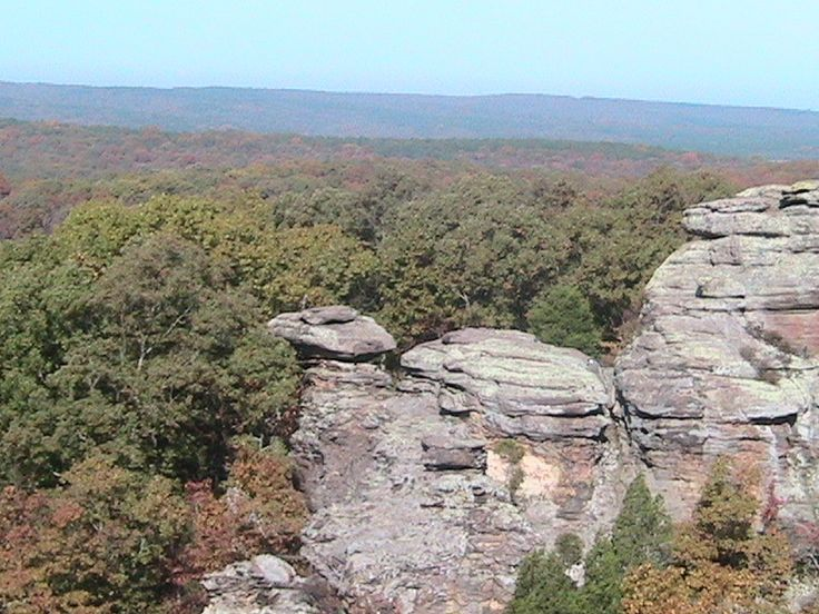 48 Best Images About Garden Of The Gods Southern Illinois On Pinterest