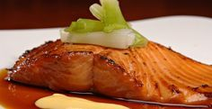 Maple Glazed Arctic Char