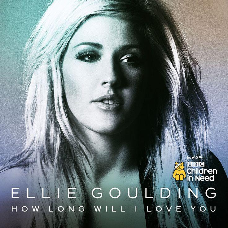 Caratula Frontal de Ellie Goulding - How Long Will I Love You (Cd Single)