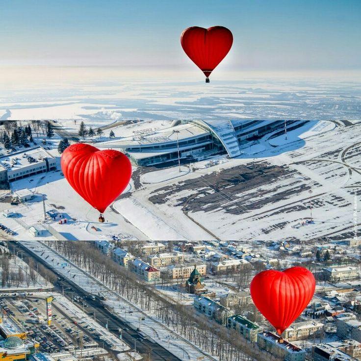 Сердце Белгорода сегодня бьётся в особом ритме!  Фото: Дмитрий Романенко