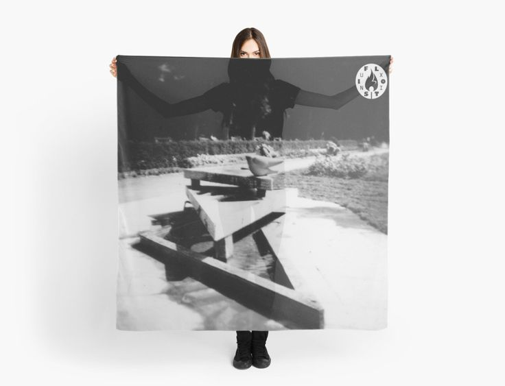 """""""The Fountain"""" scarf on Redbubble"""