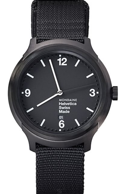 Mondaine Helvetica No1 Bold watch. I love the simplicity and elegance of this watch.