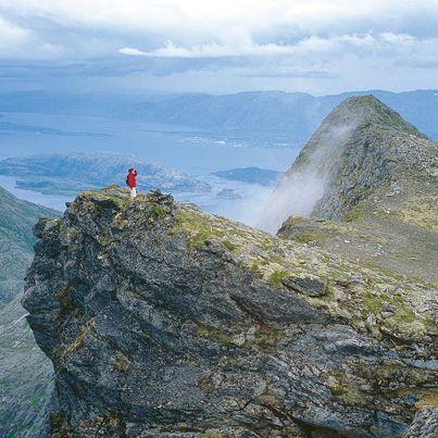#Dønnmannen on #Dønna. Photo: Inge Ove Tysnes. www.kystriksveien.no #Kystriksveien #Helgeland #Northern Norway #Norway