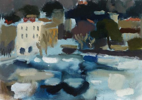 Annabel Gault: Early Morning Campden Gallery