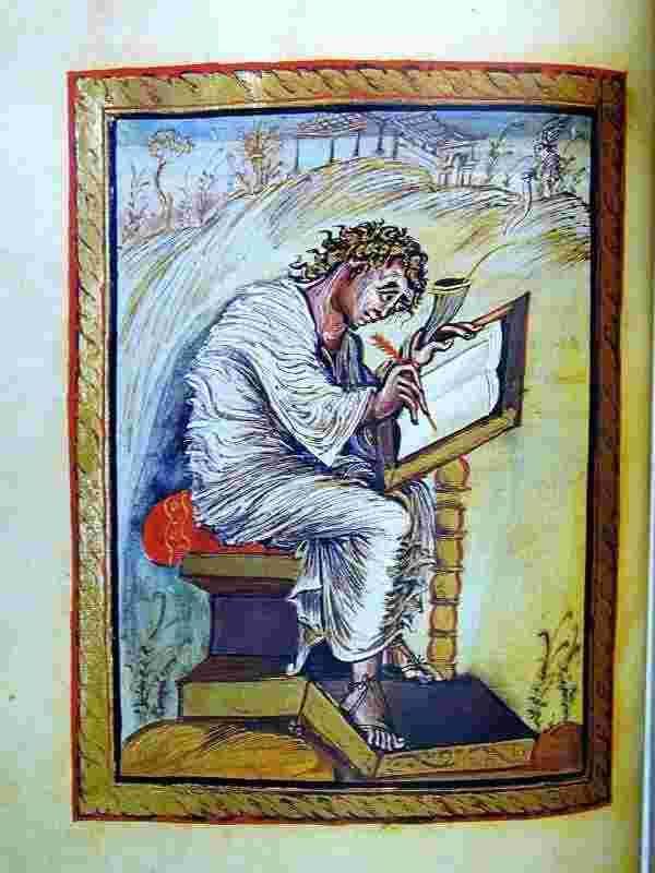 Evangeliario de Ebbon