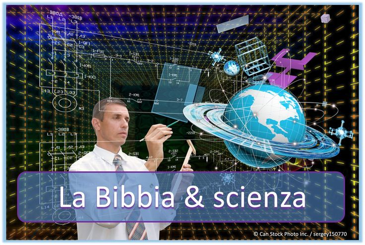 La Bibbia è d'accordo con la scienza moderna, o la Bibbia contiene errori scientifici? Consideriamo alcuni esempi:  http://www.jw.org/it/cosa-dice-la-Bibbia/domande/scienza-e-bibbia/ (Does the Bible agree with modern science, or does the Bible contain scientific errors? Consider a few examples.)