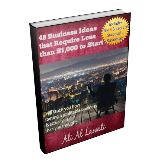 Pick up an idea and start your dream business with less than $1,000