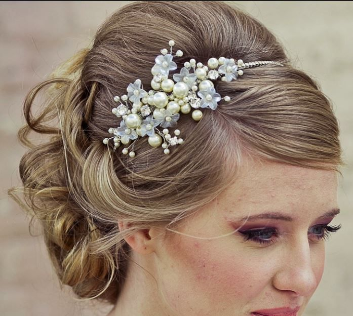 Outstanding 1000 Images About Bridesmaid Hair On Pinterest Updos Wedding Short Hairstyles Gunalazisus