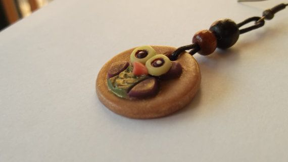Ehi, ho trovato questa fantastica inserzione di Etsy su https://www.etsy.com/it/listing/231065114/orecchini-handmade-gufetto-idea-regalo