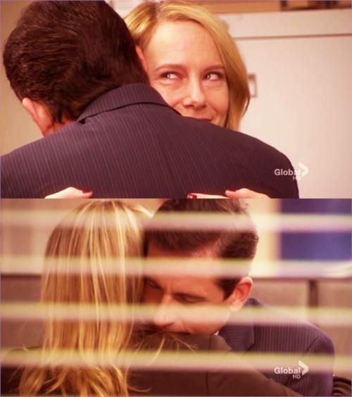 The Office romance