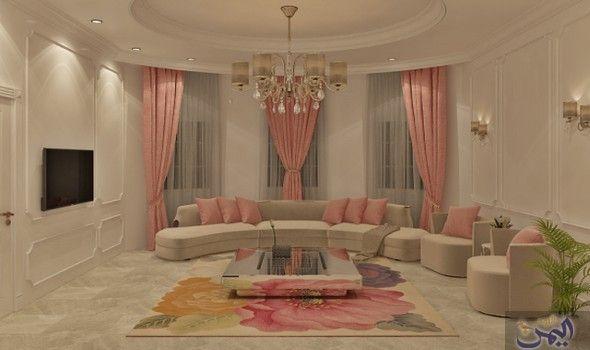 أبرز أشكال الديكورات الخاصة بالمجالس النسائية الفخمة Home Decor Decor Home