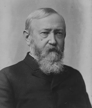 Benjamin Harrison, Twenty-Third President of the United States
