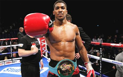 Welcome To Tobiloba Blog: Joshua aims to become first boxing billionaire