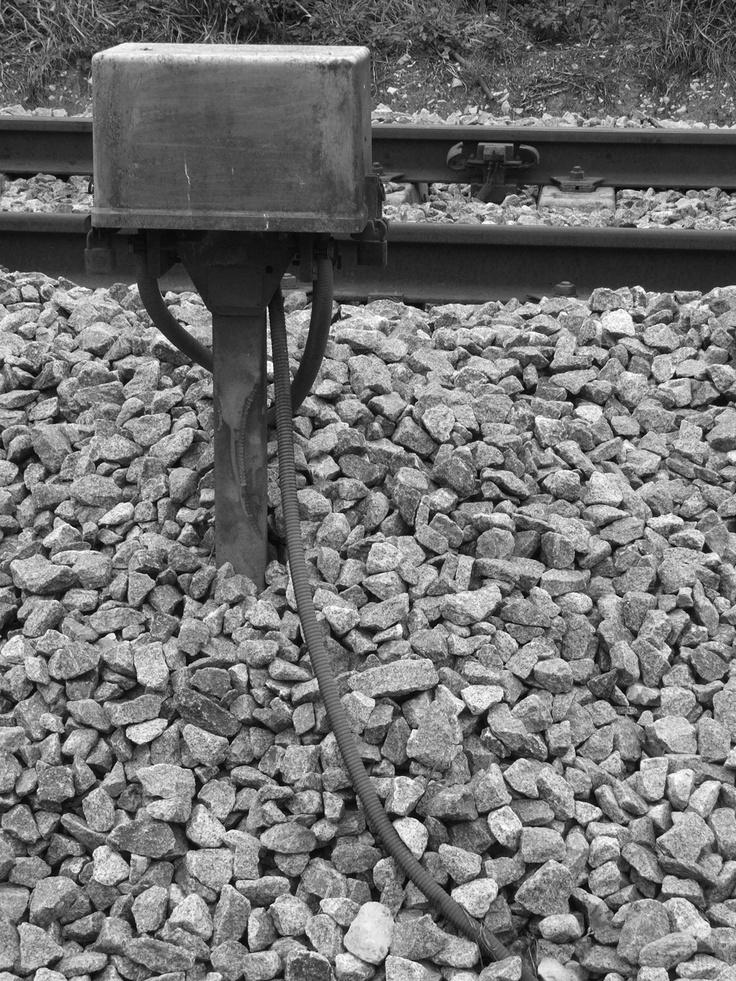 Sistema de controle e alerta de comboio na ferrovia, Sapataria, Sobral de Monte Agraço, Autor: Nelson Gaspar