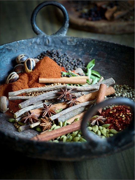 Spices | Howard Shooter Photography