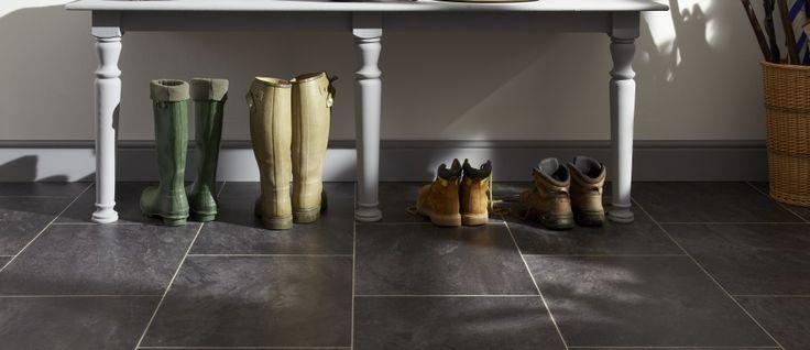 Art Select | LM06 Canberra Slate | Stone Flooring Tile - Karndean UK & Ireland