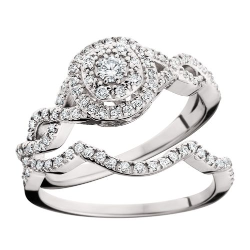 1000 ideas about Bridal Ring Sets on Pinterest