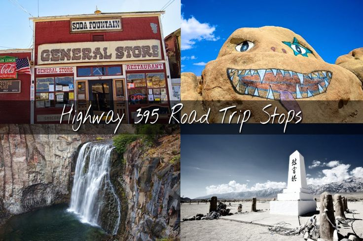 Highway 395 Roadtrip Stops: Hikes, Food, Fossils & Lakes | California Through My Lens. Something I really want to do <3