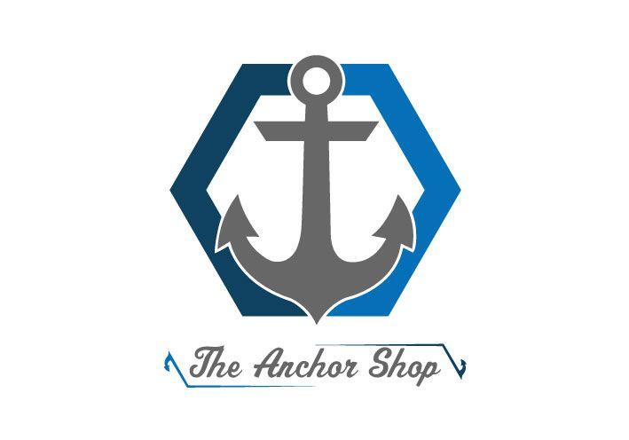 The Anchor Shop - logo Concept