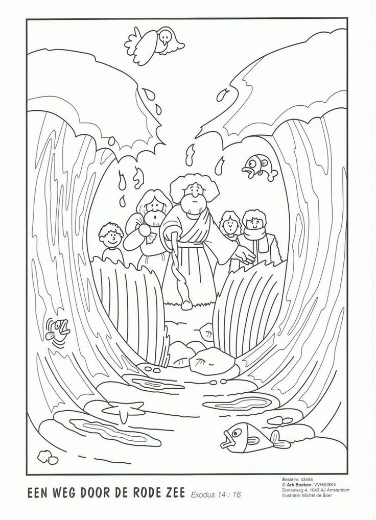 bible crafts coloring pages - photo#45