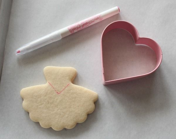 How to Make Tutu Cookies