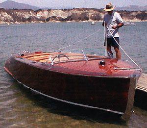19' Barrelback - double cockpit