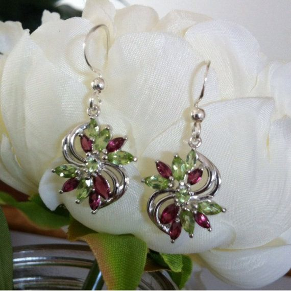 Check out this item in my Etsy shop https://www.etsy.com/au/listing/485398617/sterling-silver-earrings-dangle-earrings