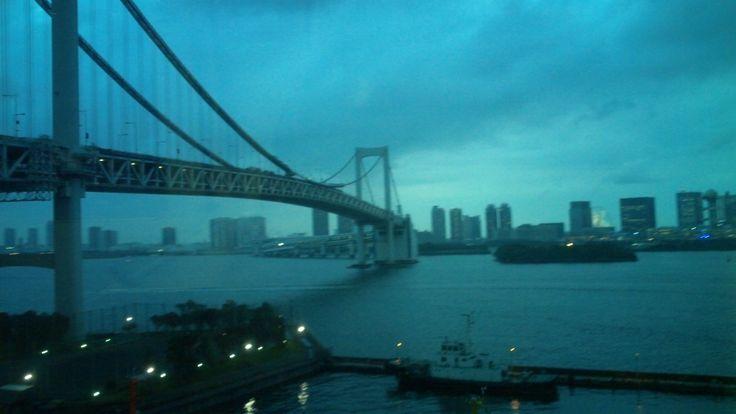 Tokyo, Rainbow bridge