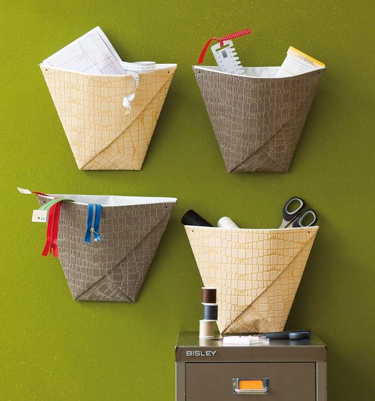 """Aus dem Buch """"Origami-Wohndesign"""""""