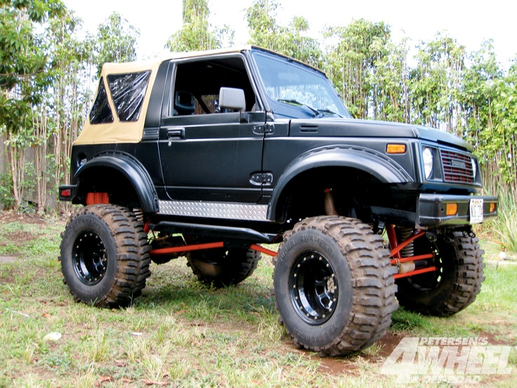 39 best images about suzuki samurai on pinterest thermostats katana and 4x4. Black Bedroom Furniture Sets. Home Design Ideas