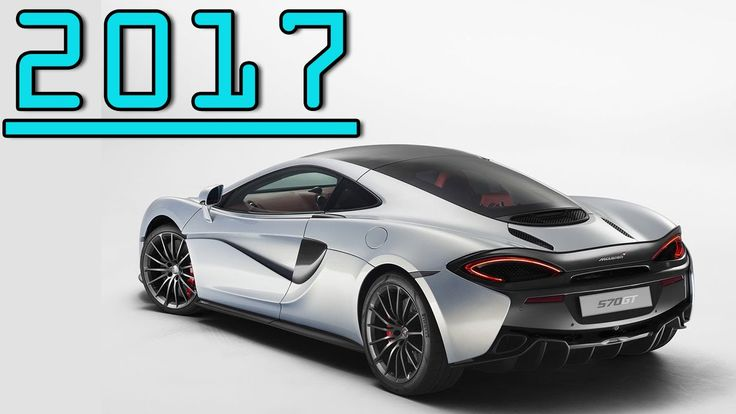 ►2017 McLaren 570GT V8 M838TE Engine Priced From £154,000 in UK First Lo...