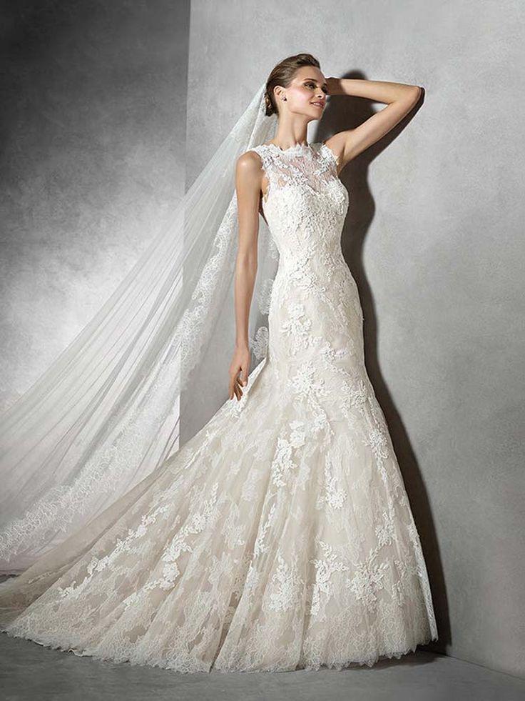 #Sale #WeddingDress #Pronvias #Terence www.prudencegowns.com/sale/