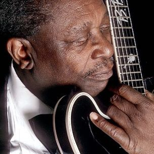 Bb king ! A man who's music could tell a life story . One that I could relate too. He will be greatly missed RIP KING