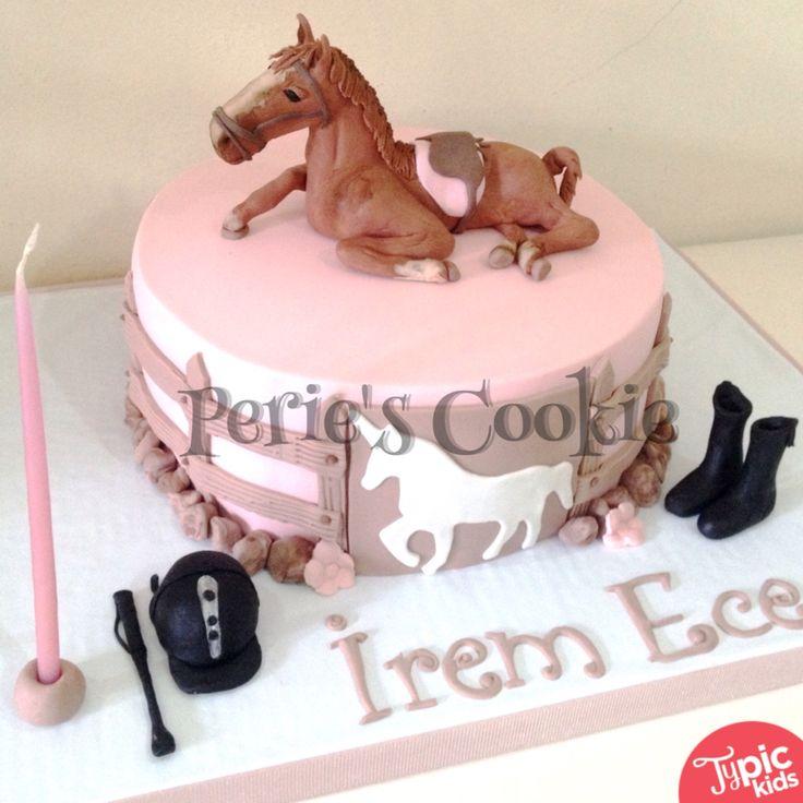 İrem Ece nin at sevgisi