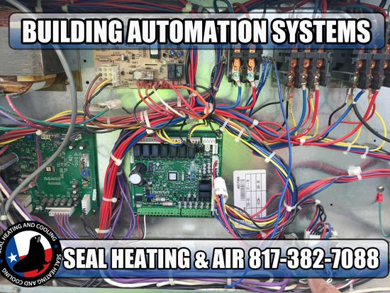 Building Automation Systems www.sealheatingandairconditioning.com