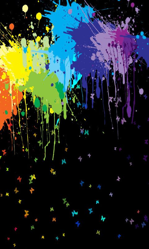 Colorful Animated wallpaper for Samsung Galaxy