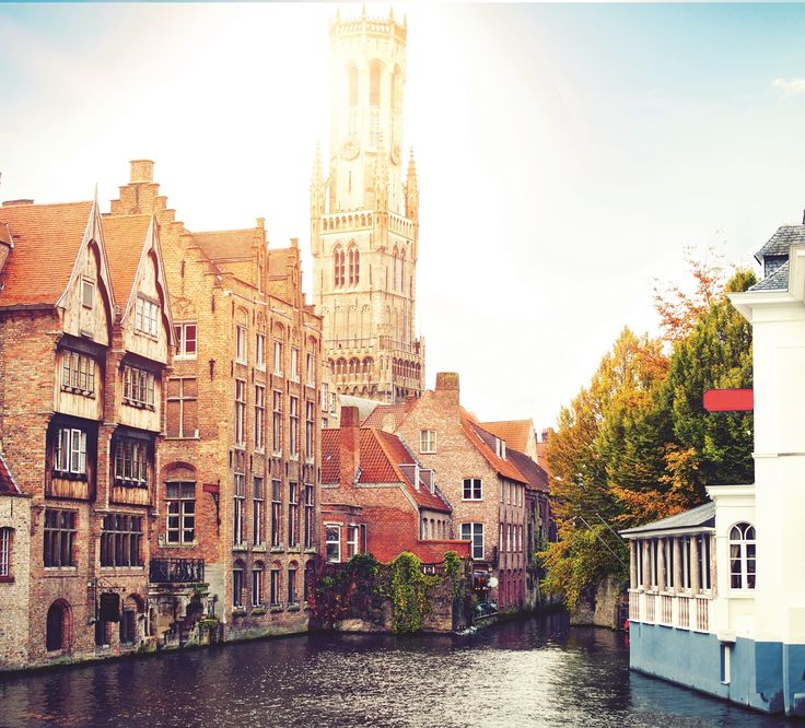 Bruges is one of those magical cities that looks like the backdrop to a fairy tale. This would be a wonderfully romantic holiday!