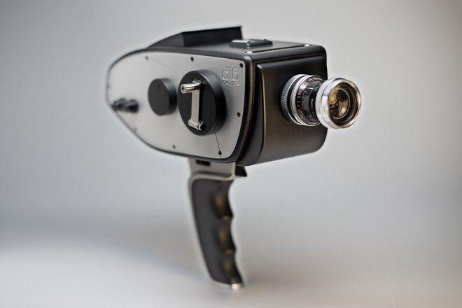 Old-School 16mm Moviemaking Goes Digital | Gadget Lab | Wired.com