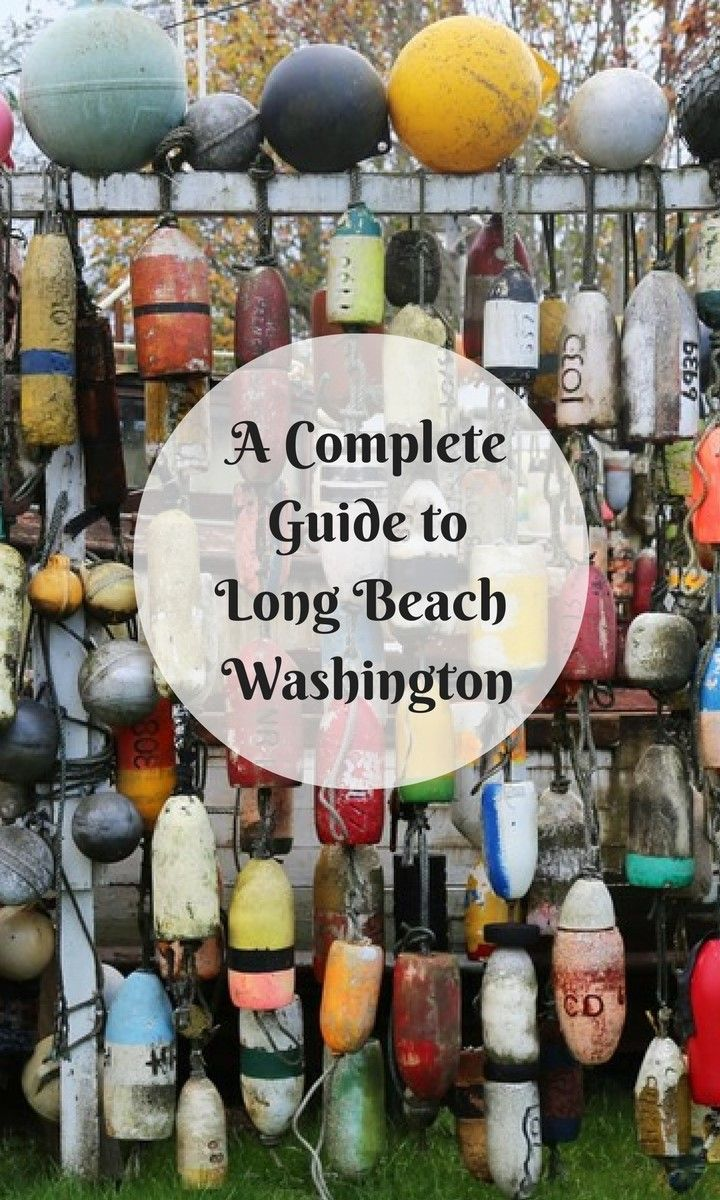 Everything to see, eat and do in Long Beach, WA