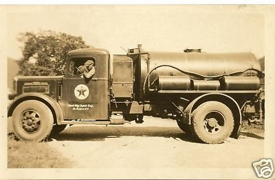 Image detail for -VINTAGE 20's TEXACO oil/gas DELIVERY TRUCK