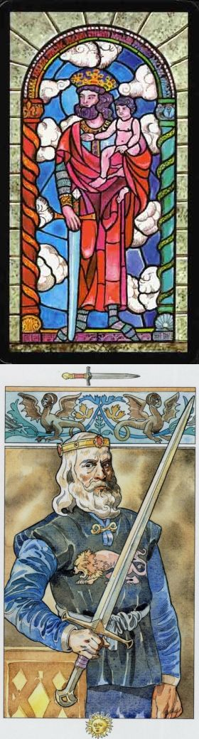 King of Swords: wielding truth as authority and using intelligence for selfish aims (reverse). Il Tarocco Tarot deck and Sorcerer Tarot deck: tarotvoodoo, golden universaltarot vs tarotjournaling. The best tarot meanings the empress and playing cards art.